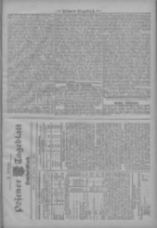 Posener Tageblatt. Handelsblatt 1907.12.24 Jg.46