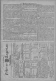 Posener Tageblatt. Handelsblatt 1907.12.27 Jg.46