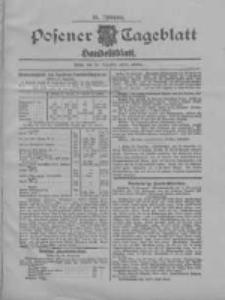 Posener Tageblatt. Handelsblatt 1907.12.28 Jg.46