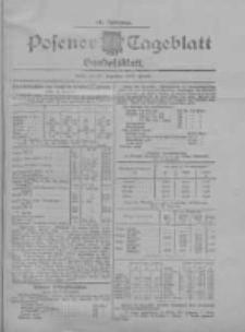 Posener Tageblatt. Handelsblatt 1907.12.30 Jg.46