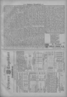 Posener Tageblatt. Handelsblatt 1907.12.16 Jg.46