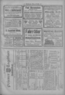 Posener Tageblatt. Handelsblatt 1907.12.17 Jg.46