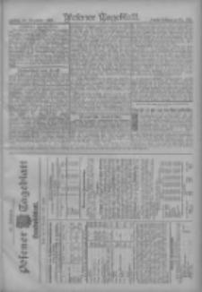 Posener Tageblatt. Handelsblatt 1907.12.19 Jg.46