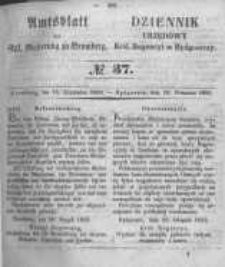 Amtsblatt der Königlichen Preussischen Regierung zu Bromberg. 1853.09.16 No.37