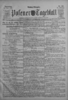 Posener Tageblatt 1911.06.29 Jg.50 Nr300