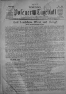 Posener Tageblatt 1911.07.01 Jg.50 Nr303