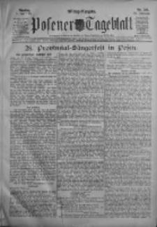 Posener Tageblatt 1911.07.03 Jg.50 Nr306