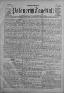 Posener Tageblatt 1911.07. 04Jg.50 Nr307