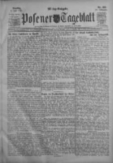 Posener Tageblatt 1911.07.04 Jg.50 Nr308