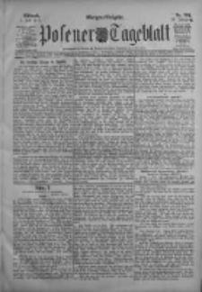 Posener Tageblatt 1911.07.05 Jg.50 Nr309