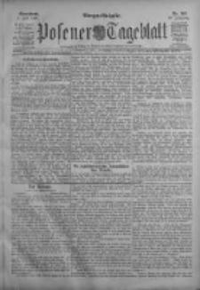 Posener Tageblatt 1911.07.08 Jg.50 Nr315
