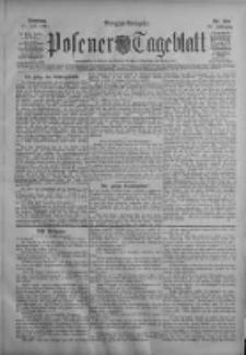 Posener Tageblatt 1911.07.11 Jg.50 Nr319