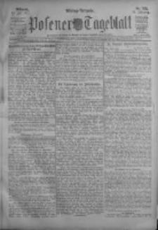 Posener Tageblatt 1911.07.12 Jg.50 Nr322