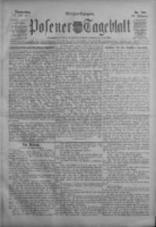 Posener Tageblatt 1911.07.13 Jg.50 Nr323