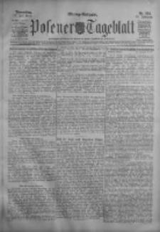 Posener Tageblatt 1911.07.13 Jg.50 Nr324