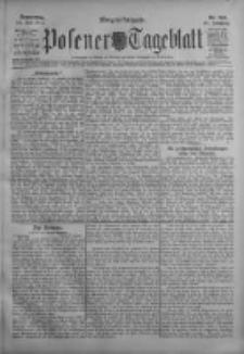 Posener Tageblatt 1911.07.14 Jg.50 Nr325