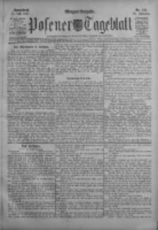 Posener Tageblatt 1911.07.15 Jg.50 Nr327