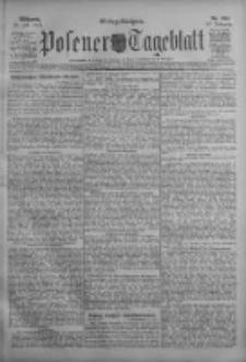 Posener Tageblatt 1911.07.19 Jg.50 Nr334