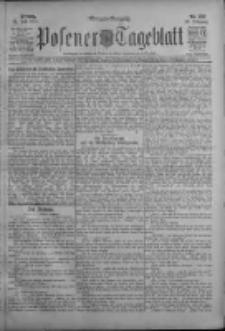Posener Tageblatt 1911.07.21 Jg.50 Nr337