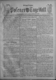 Posener Tageblatt 1911.07.21 Jg.50 Nr338