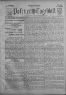 Posener Tageblatt 1911.07.22 Jg.50 Nr339