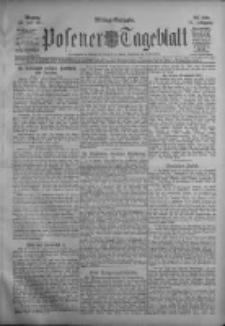 Posener Tageblatt 1911.07.24 Jg.50 Nr342