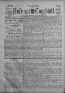 Posener Tageblatt 1911.07.25 Jg.50 Nr343