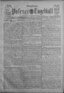 Posener Tageblatt 1911.07.25 Jg.50 Nr344