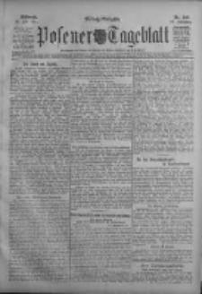 Posener Tageblatt 1911.07.26 Jg.50 Nr346