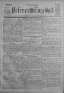 Posener Tageblatt 1911.07.15 Jg.50 Nr328