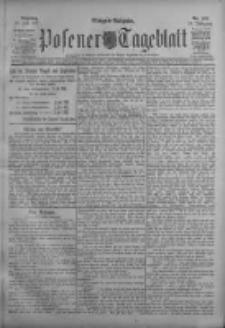 Posener Tageblatt 1911.07.18 Jg.50 Nr331