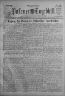 Posener Tageblatt 1911.07.29 Jg.50 Nr352