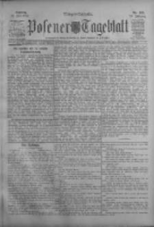 Posener Tageblatt 1911.07.30 Jg.50 Nr353