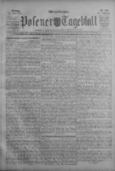 Posener Tageblatt 1911.07.31 Jg.50 Nr354