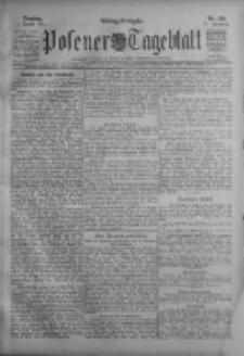 Posener Tageblatt 1911.08.01 Jg.50 Nr356