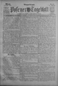Posener Tageblatt 1911.08.02 Jg.50 Nr357