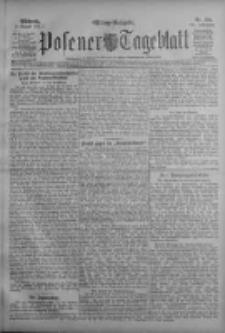 Posener Tageblatt 1911.08.02 Jg.50 Nr358