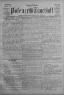 Posener Tageblatt 1911.08.03 Jg.50 Nr359
