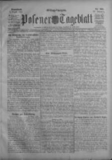Posener Tageblatt 1911.08.05 Jg.50 Nr364