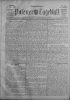 Posener Tageblatt 1911.08.06 Jg.50 Nr365