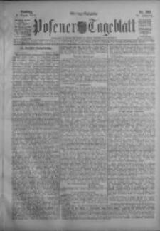 Posener Tageblatt 1911.08.08 Jg.50 Nr368