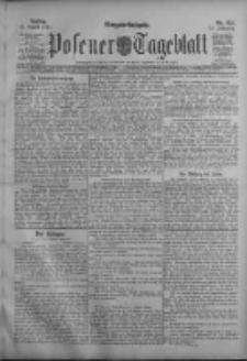 Posener Tageblatt 1911.08.11 Jg.50 Nr373