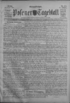 Posener Tageblatt 1911.08.11 Jg.50 Nr374