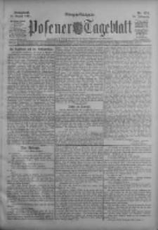Posener Tageblatt 1911.08.12 Jg.50 Nr375
