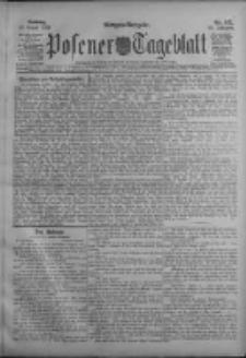 Posener Tageblatt 1911.08.13 Jg.50 Nr377