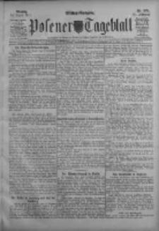 Posener Tageblatt 1911.08.14 Jg.50 Nr378