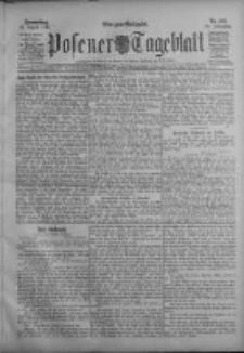 Posener Tageblatt 1911.08.10 Jg.50 Nr371