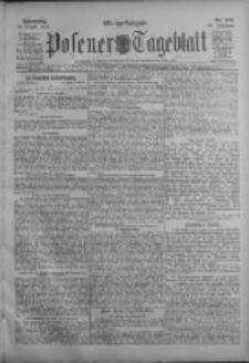 Posener Tageblatt 1911.08.10 Jg.50 Nr372