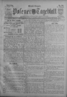 Posener Tageblatt 1911.08.17 Jg.50 Nr383