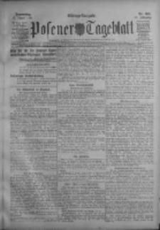 Posener Tageblatt 1911.08.17 Jg.50 Nr384